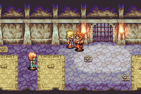 Sword of Mana ingame screenshot
