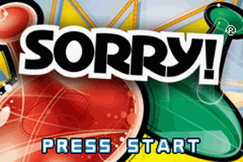 Three-in-One Pack - Sorry! + Aggravation + Scrabble Junior ingame screenshot
