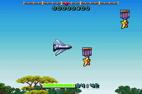 Thunderbirds - International Rescue ingame screenshot