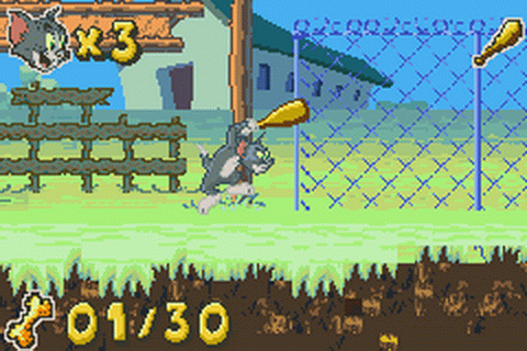 Tom and Jerry in Infurnal Escape ingame screenshot