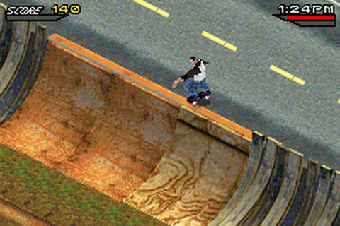 Tony Hawk's Underground ingame screenshot