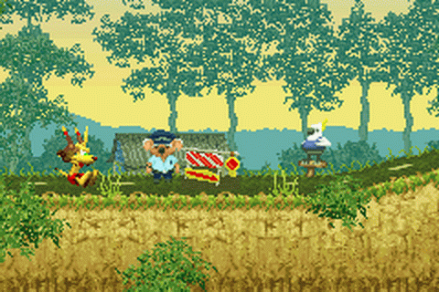 Ty the Tasmanian Tiger 2 - Bush Rescue ingame screenshot