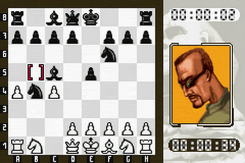 Virtual Kasparov ingame screenshot