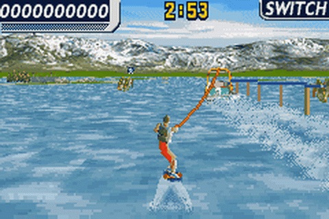 Wakeboarding Unleashed featuring Shaun Murray ingame screenshot