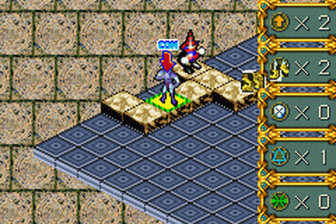Yu-Gi-Oh! - Dungeon Dice Monsters ingame screenshot