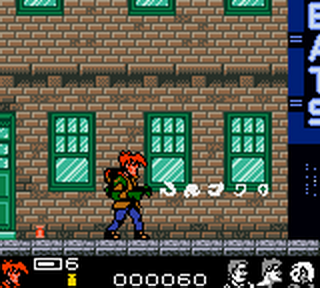 Extreme Ghostbusters ingame screenshot