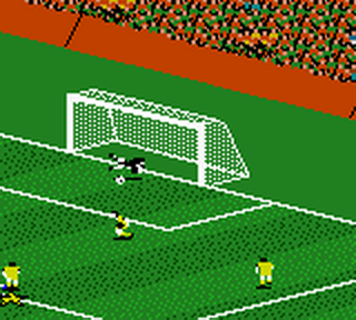 FIFA 2000 ingame screenshot
