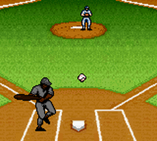 Ken Griffey Jr.'s Slugfest ingame screenshot