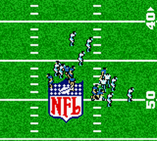 Madden NFL 2001 ingame screenshot