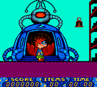 Rugrats - Time Travelers ingame screenshot