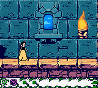 Snow White and the Seven Dwarfs ingame screenshot