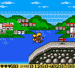Speedy Gonzales - Aztec Adventure ingame screenshot