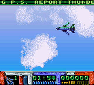 Thunderbirds ingame screenshot