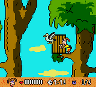 Wild Thornberrys, The - Rambler ingame screenshot