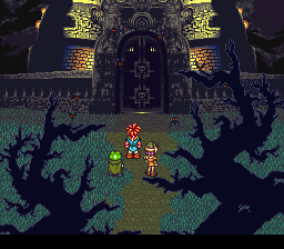 Chrono Trigger ingame screenshot