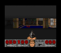 Doom ingame screenshot