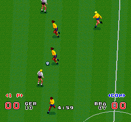 Goal! ingame screenshot