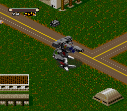 MechWarrior 3050 ingame screenshot