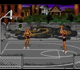 Jammit - Street Sports ingame screenshot