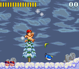 Super Adventure Island ingame screenshot