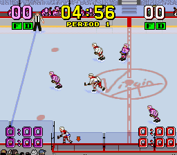 Super Slap Shot ingame screenshot