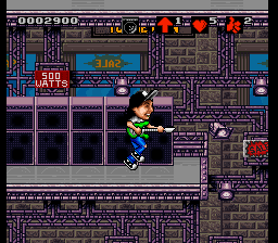 Wayne's World ingame screenshot