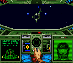 Wing Commander - The Secret Missions ingame screenshot