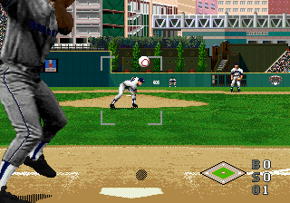 World Series Baseball Starring Deion Sanders ingame screenshot