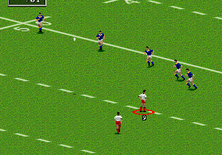 Australian Rugby League ingame screenshot