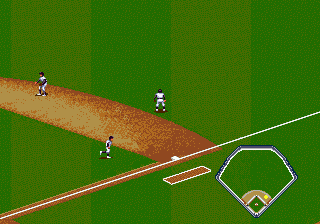 Cal Ripken Jr. Baseball ingame screenshot