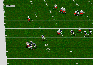 College Football's National Championship II ingame screenshot