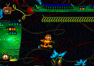 garfield caught in the act game gear sega wiki