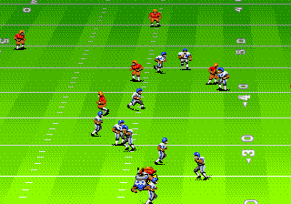 John Madden Football ingame screenshot
