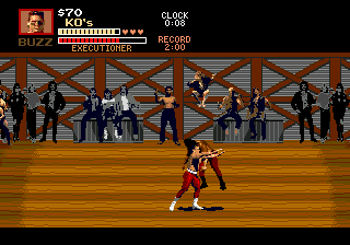 Pit-Fighter ingame screenshot