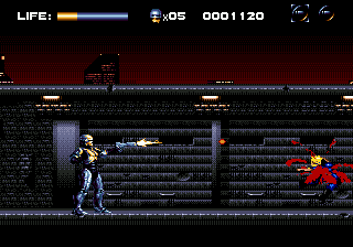 RoboCop versus The Terminator ingame screenshot