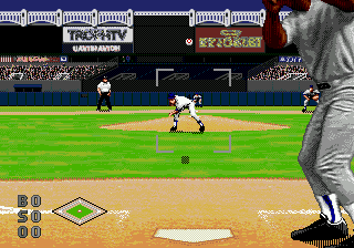 World Series Baseball 98 ingame screenshot