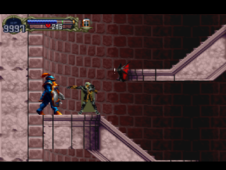 Castlevania - Symphony of the Night ingame screenshot