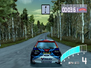 Colin McRae Rally 2.0 ingame screenshot