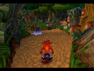 Crash Bandicoot 2 - Cortex Strikes Back ingame screenshot