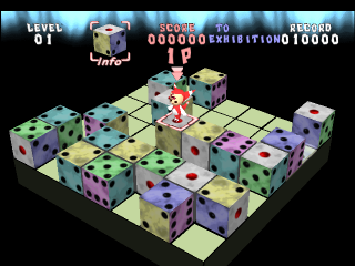 Devil Dice ingame screenshot