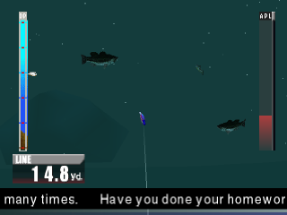 Fisherman's Bait 2 - Big Ol' Bass ingame screenshot
