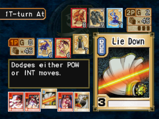 Monster Rancher Battle Card - Episode II ingame screenshot