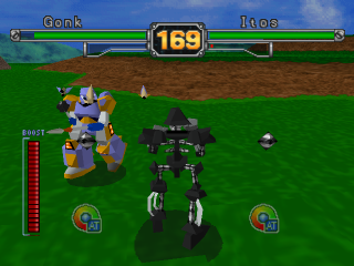 Robo Pit 2 ingame screenshot