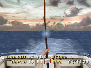 Saltwater Sportfishing ingame screenshot