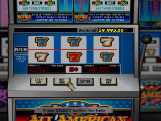 Slots ingame screenshot