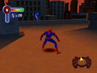 Spider-Man 2 - Enter - Electro ingame screenshot