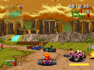 Street Racer ingame screenshot