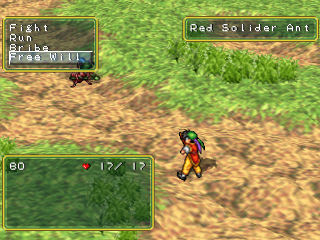 Suikoden ingame screenshot