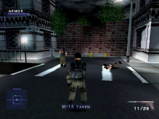 Syphon Filter ingame screenshot