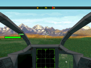 Thunder Strike 2 ingame screenshot